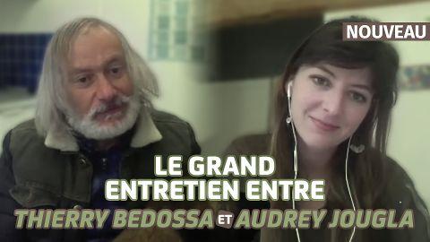 Le Grand Entretien avec Audrey Jougla