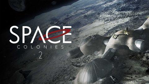 Space Colonies - Partie 2 : La Lune