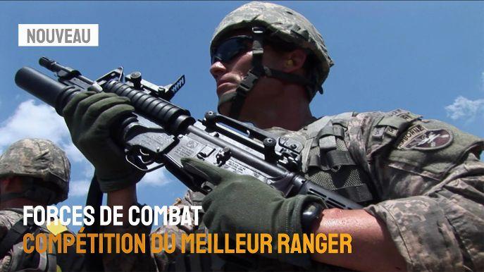 Forces de Combat : Compétition du meilleur Ranger - Saison 1 | Army Stories
